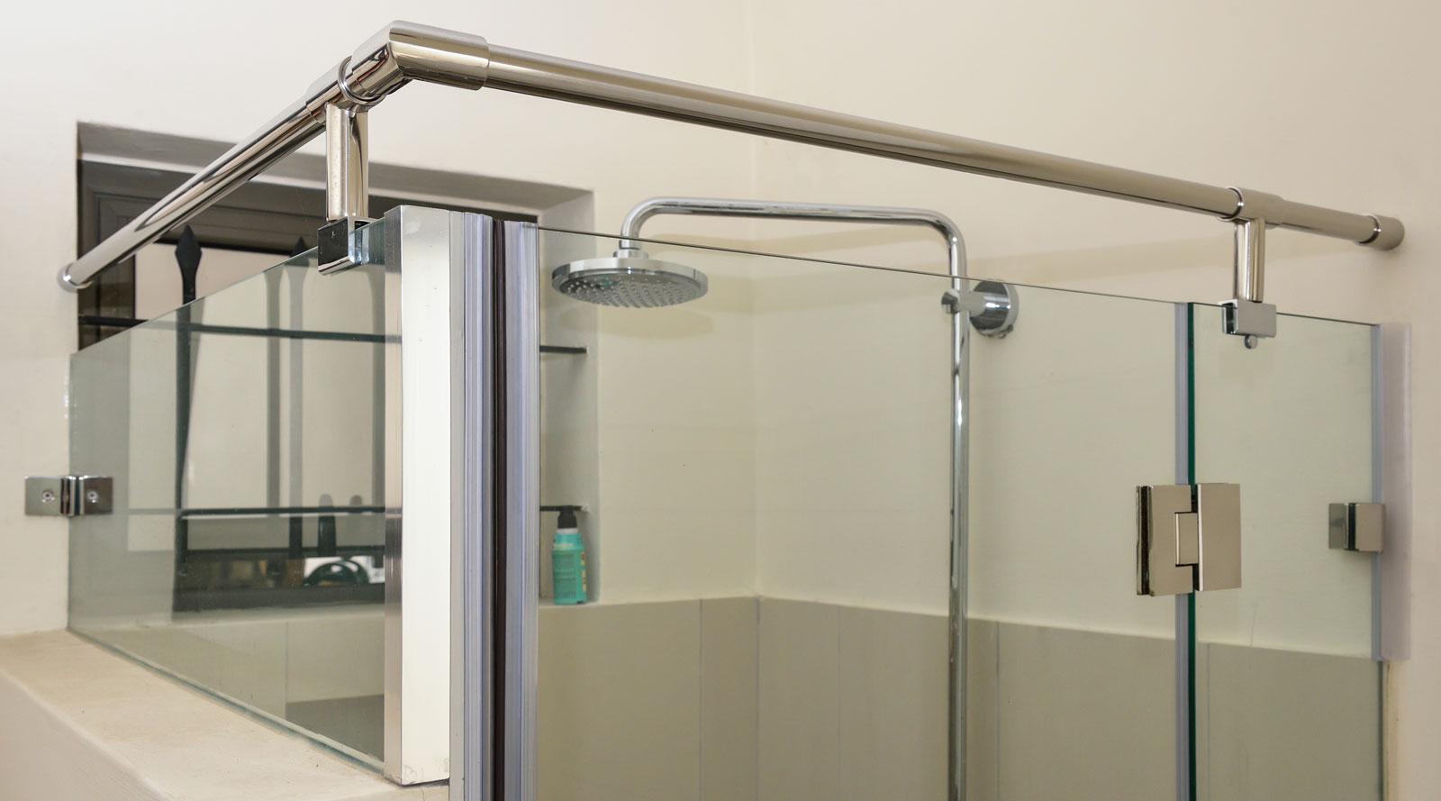 Cabines de douche sur mesure